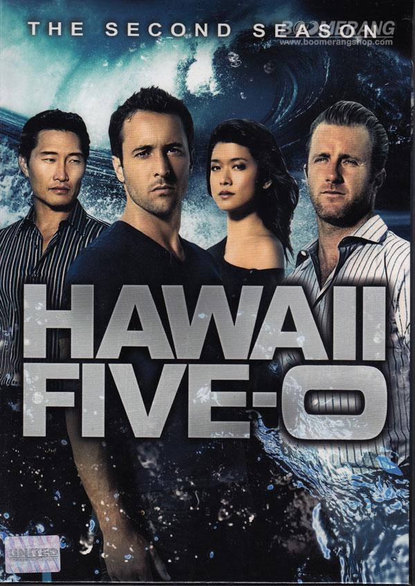 Hawaii Five-O: The Second Season (TV Series 2011) /มือปราบ