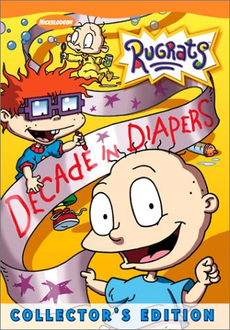 Rugrats Decade in Diapers Collector's Fullscreen DVD 161 ...