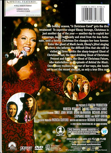 Diva'S Christmas Carol / (Full) | BoomerangShop.com - Thailand ...