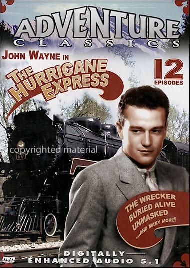 Adventure Classics 7: The Hurricane Express | BoomerangShop com