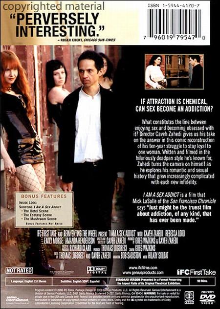 I am a sex adddict ifc films