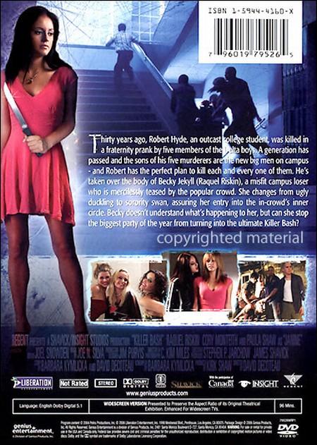 killer bash full movie