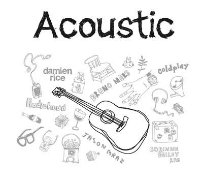 Various Artists Acoustic 2 Cd Boomerangshop Com