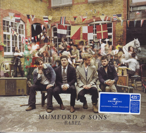 Babel Mumford Sons: Click For Larger Image And Over Views